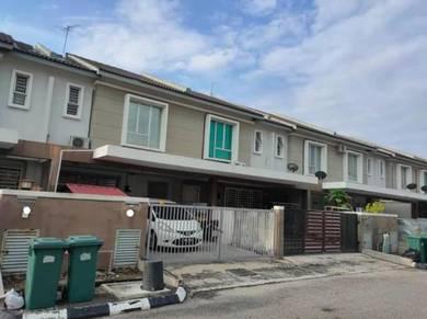Double Storey Terrace House Taman Sungai Dua Utama For Sale