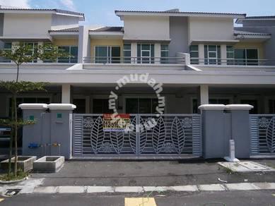 Double Storey House at Station18Pengkalan