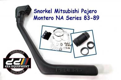4x4 snorkel kit Mitsubishi pajero l047 l049 4WD