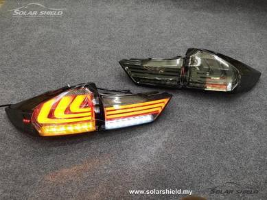 Honda City LED Light Bar Tail Lamp Running Signal