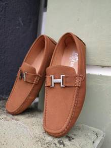 Casual brown