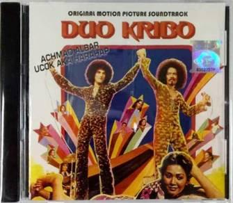 CD Duo Kribo Original Picture Soundtrack