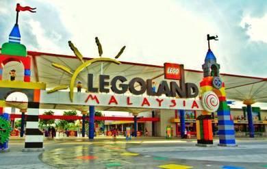 2D1N Legoland Theme park