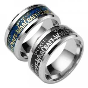 Blizzard world of warcraft Horde Alliance Ring