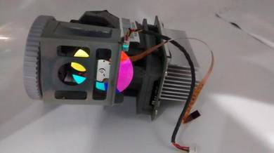 Optical Engine for XD510U Mitsubishi Projector