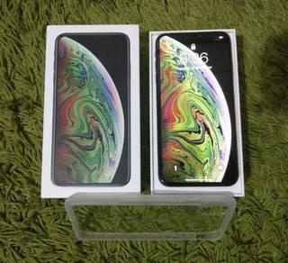 Iphone xs max 256gb grey myset