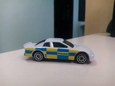 NASCAR Stock Car Ford, Police