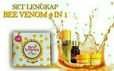Set bee venom skincare