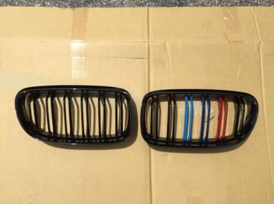 BMW F10 Black Grill BMW F10 Kidney grill F10 M5