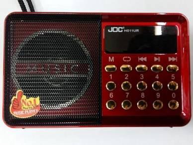 MP3 JOC alquran Islamik / G Borong T