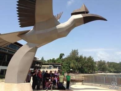 Percutian Ke Kuching Sarawak - Family Pakej