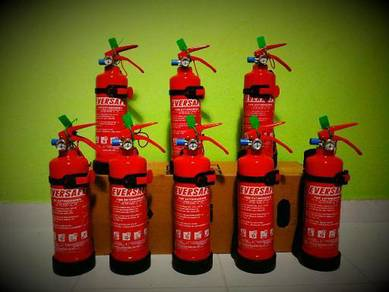 Fire Extinguisher for Vehicles - Pemadam API 1kg