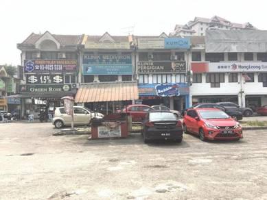 Setapak Jalan Genting Klang furnished office suite about 270sf
