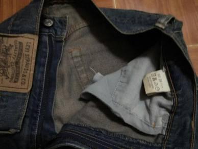 Levis 529 white tab jeans W 34 L 45 ref Jly 07