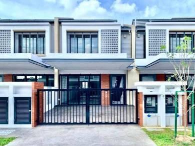 Rumah Baru l 2-Sty Terrace House Elmina Green u17 Denai Alam