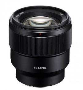 (SALES) NEW Sony FE 85mm F1.8 Lens A7III A7RIII