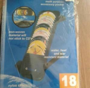 BRAND NEW Cd/dvd/multipurpose pocket
