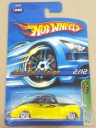 HotWheels Super Treasure Hunt '40 Ford Coupe 2006