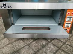 Gas oven 1 tray 1 layer
