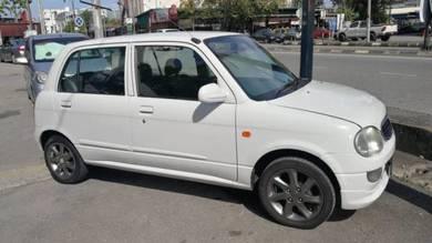 2002 Perodua Kelisa 1.0 (A)