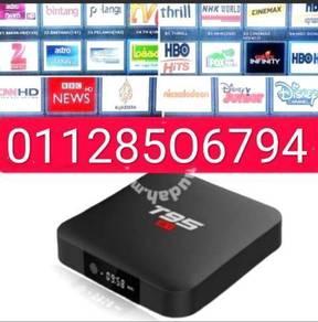 FulMYstr0 L1VETIME android tv box 4k iptv