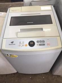 7kg Samsung Mesin Basuh Washing Machine Top Load