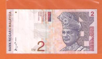 RM2 CV6747950 AHMAD DoN 1996-1998