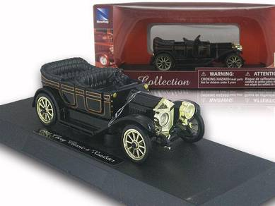Classic series - 1911 Chevrolet Classic 6 Roadster