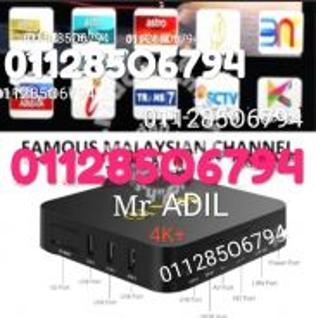 MYstr0 +global android tv box premium 4k