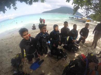 Open Water Diving Licence
