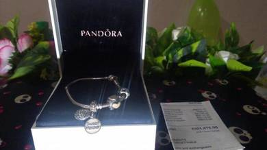 Pandora Ori Limited with box Alor Setar
