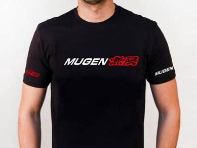 Tshirt Baju HONDA MUGEN H7 TSV Siap Pos Laju