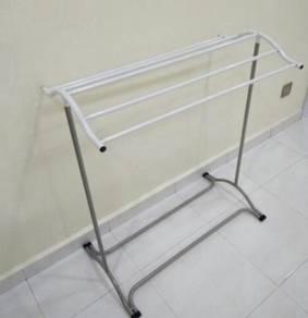 5 Bars Towel or Clothes Hanger/Rack/Rak Gantung