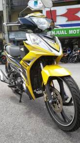 SYM Sport Bonus 110 SR Manual Clutch