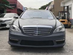 Mercedes benz W221 facelift conversion AMG S65