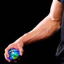 Power ball untuk permainan badminton