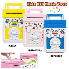 Musical saving box / tabung duit 05