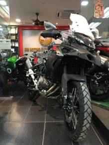 Benelli TRK502 X- With Side & Topbox- 90% Credit
