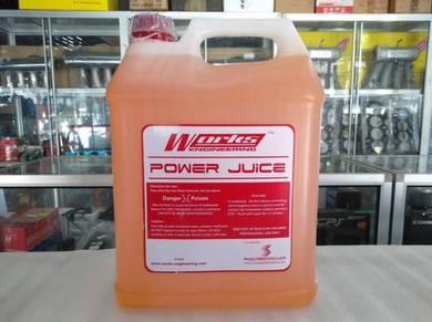 Snow methanol power juice