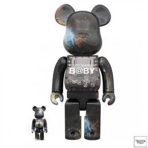 Bearbrick My First Baby Space Ver. 100% & 400%