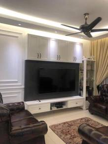 KL Traders Square condo 4 rooms FULLY FURNISHED with 2 car park