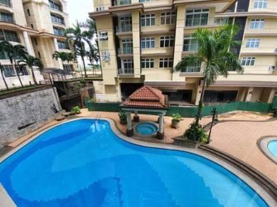 Riverine Emerald Condominium in Kuching City Centre