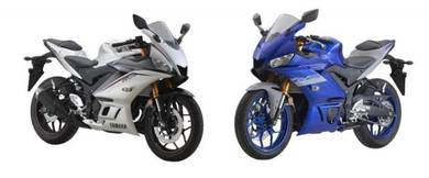 New Yamaha YZF R25 19 Free Gift Items With Exhaust