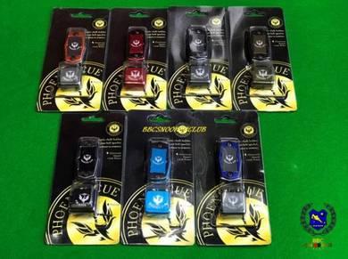 Phoenix 2 color Luxury Magnetic Snooker Chalk Clip
