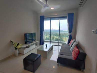 Condo For Rent Teega Suites Puteri Habour 1 Bed Fully Below Market