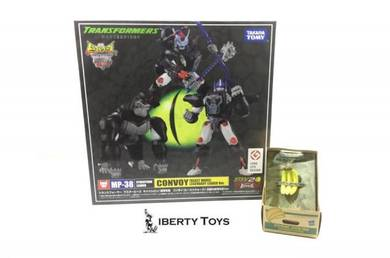 Transformers MP-38 Primal Beast Wars + Banana