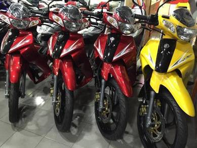 Yamaha Y125ZR ( Limited Unit ) KHM KIAN HUAT
