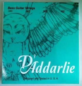 D'Addarlie Bass Guitar String 040/100