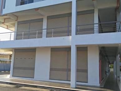 Ground & First Floor Corner Lot, Taipan Commercial Centre, Jln Kuhara