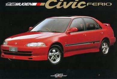 Honda Civic SR4 EG9 Sidesirkit Mugen Original